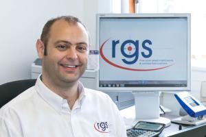 Richard at RGS